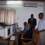 Stage du Directeur Financier à Lomé au Togo 2007 653